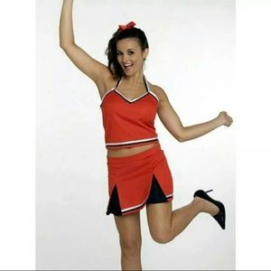 Dresses & Skirts - Adult Halloween Costume Cheerleader